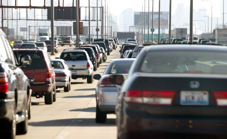 The national average for a gallon of unleaded gas is more than $1.94, but that isn't expected to slow holiday driving plans over Thanksgiving weekend, AAA reports.