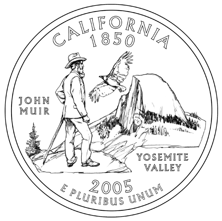The design of the California quarter, to be released in late January or early February, caused some grumbling among Californians, but the U.S. Mint says the 10-year series is the most successful coin program in its history.