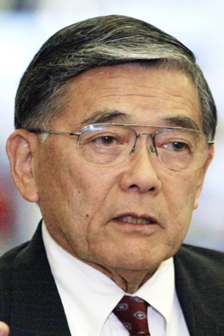 Sec. of Trans. Norman Mineta resigned his postion on July 7th, after six years on the job.