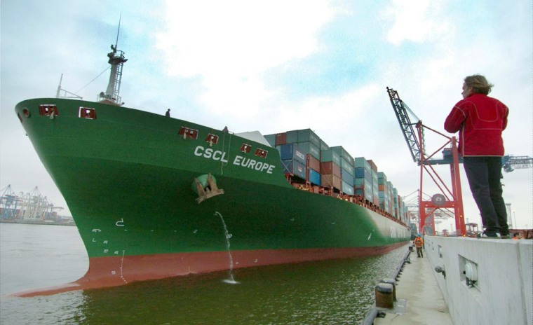 GERMANY CSCL EUROPE