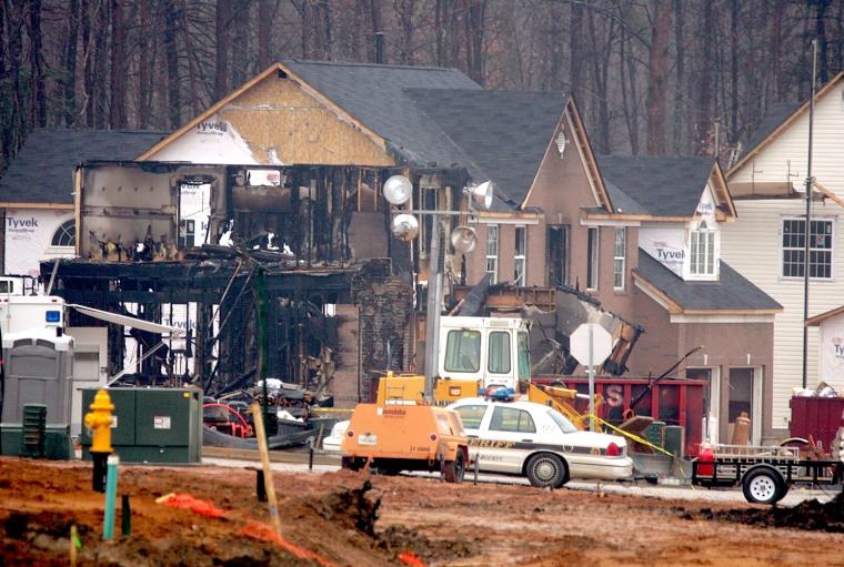 Investigators Cite Arson In Maryland Housing Blaze