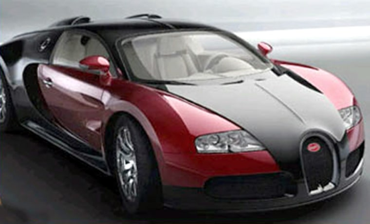 The Bugatti Veyron 16.4 is expected to go on sale during the second half of this year for a listing price of $1.1 million.