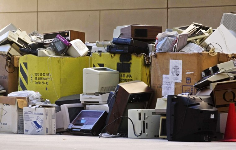 DC: E-WASTE COLLECTION