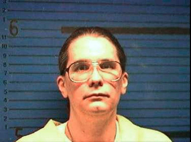 Undate file photo of convicted serial killer Michael Ross