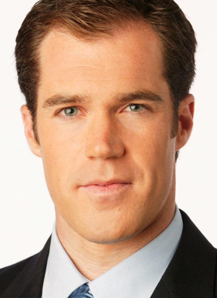 NBC's Peter Alexander