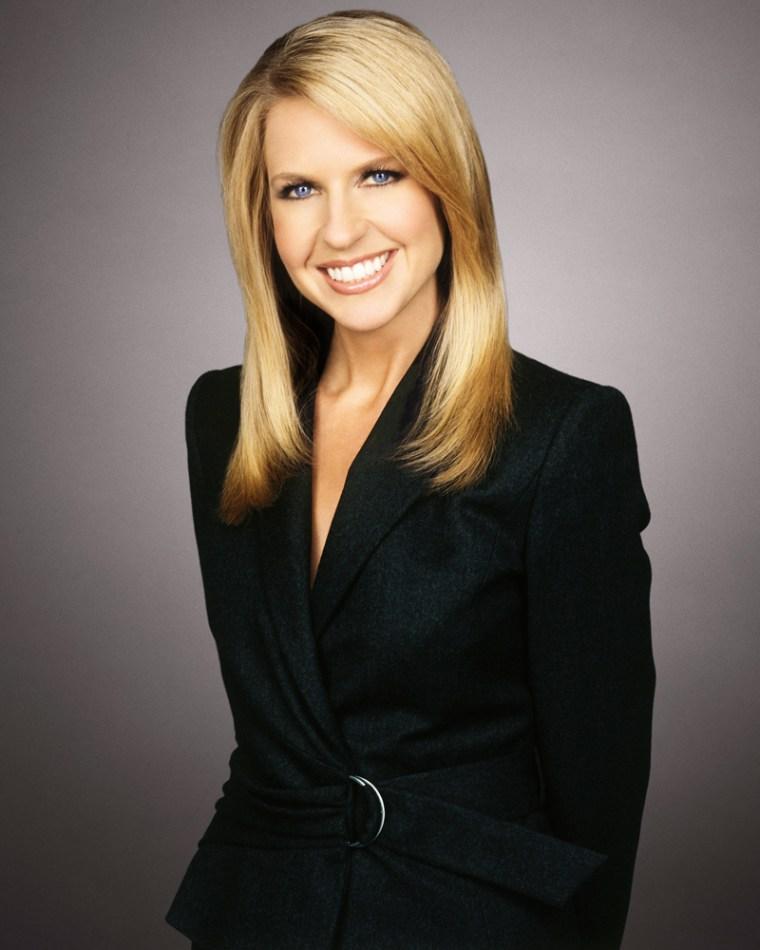 MSNBC TV's Monica Crowley.