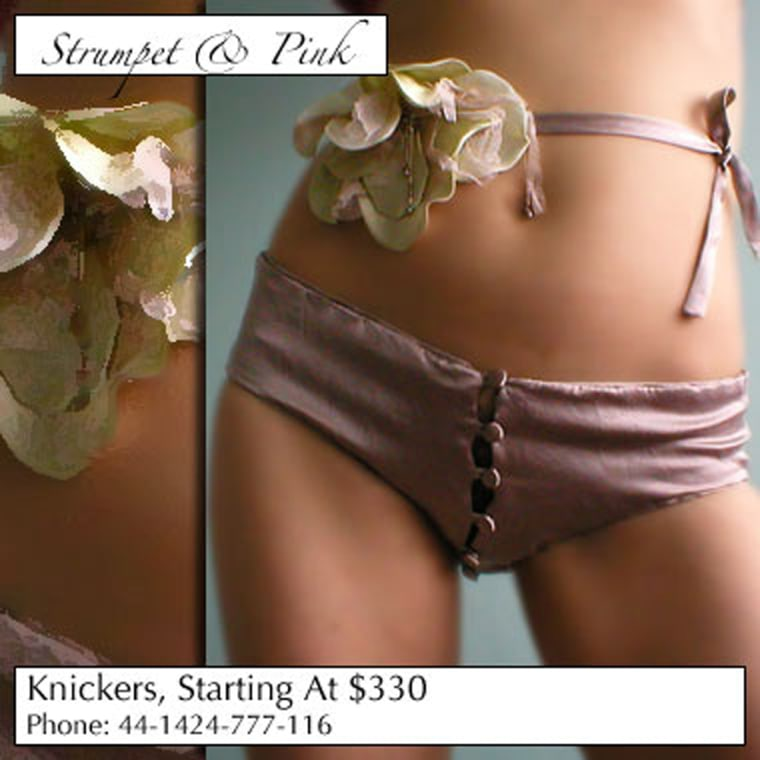 Forget roses and chocolate. Forbes.com's Breckinridge Ely suggests giving your sweetie the gift of lingerie this Valentine's Day.