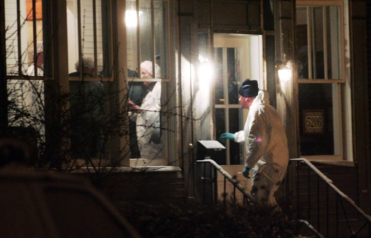 Two Bodies Discovered At Home Federal Judge Joan Humphrey Lefkow