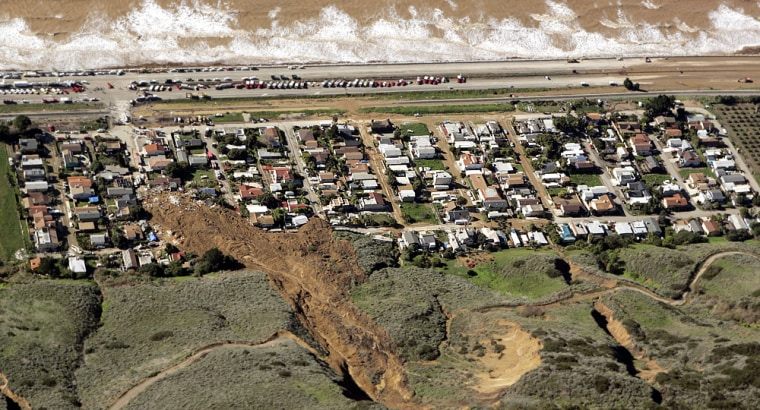 Amudslide in the coastal community of La Conchita, Calif.,in January resulted in the deaths of 10 people and the loss of more than a dozen homes, underscoringconcerns about America's coastal residents.