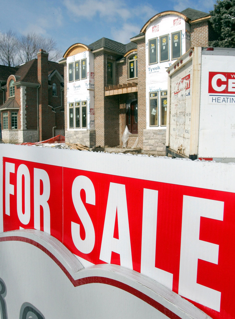 Sales Of New Homes Fall 9.2 Percent In January