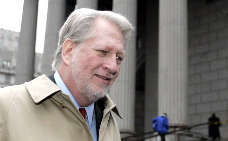 Former WorldCom chief Ebbers arrives at federal court in New York