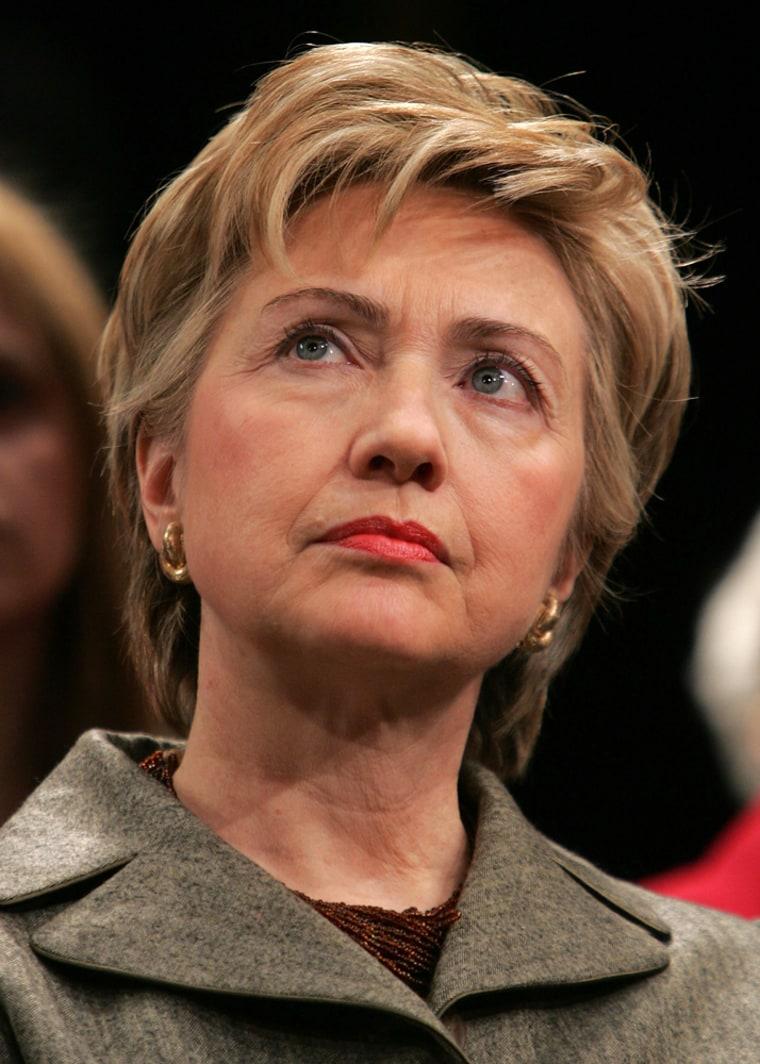 Hillary Clinton Hosts Forum On Social Security Reform