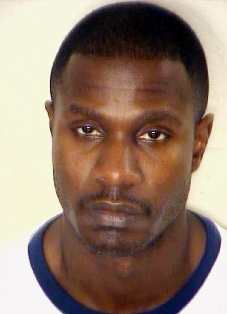 Handout photo of suspect in Atlanta shootings