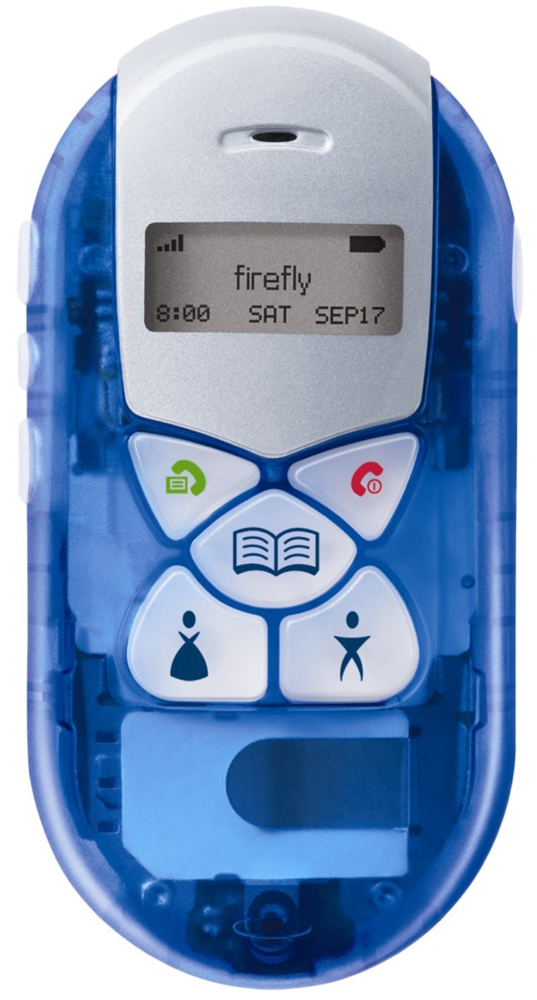 Firefly's new cell phone for tweens is parent-friendly, too.