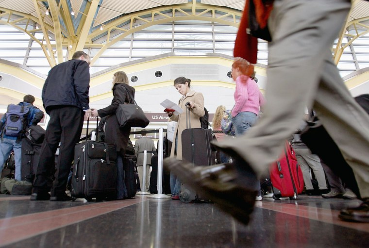 Holiday Travel Volume Sets New Record