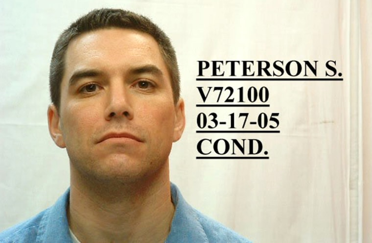 Scott Peterson Mug Shot