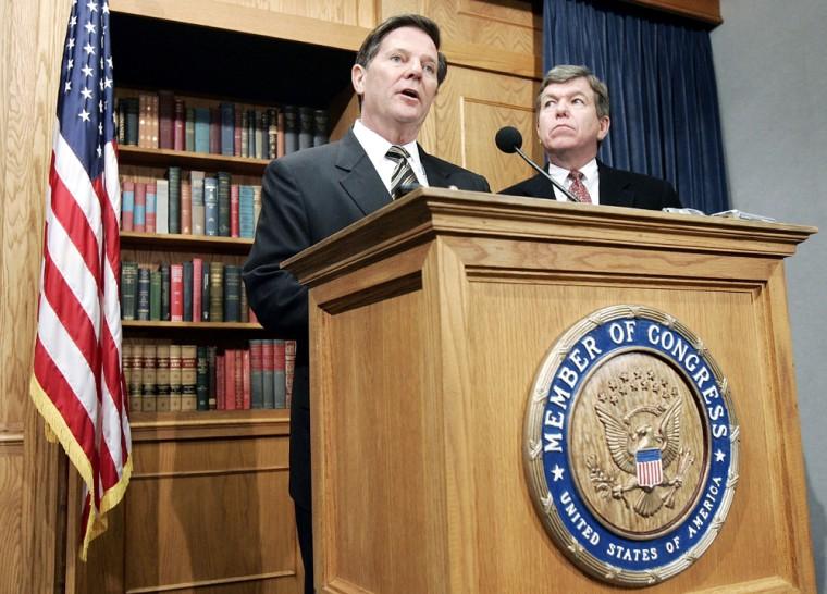 Congress Convenes To Debate Terri Schiavo Case