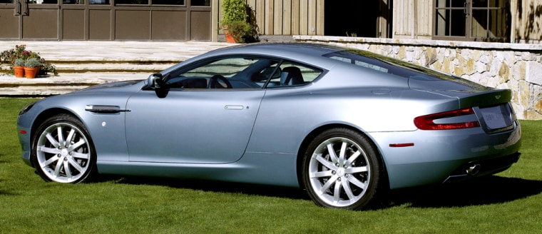 Deliveries of the DB9 coupe began in the U.S. in December, and deliveries of the convertible version will begin in late May or early June.