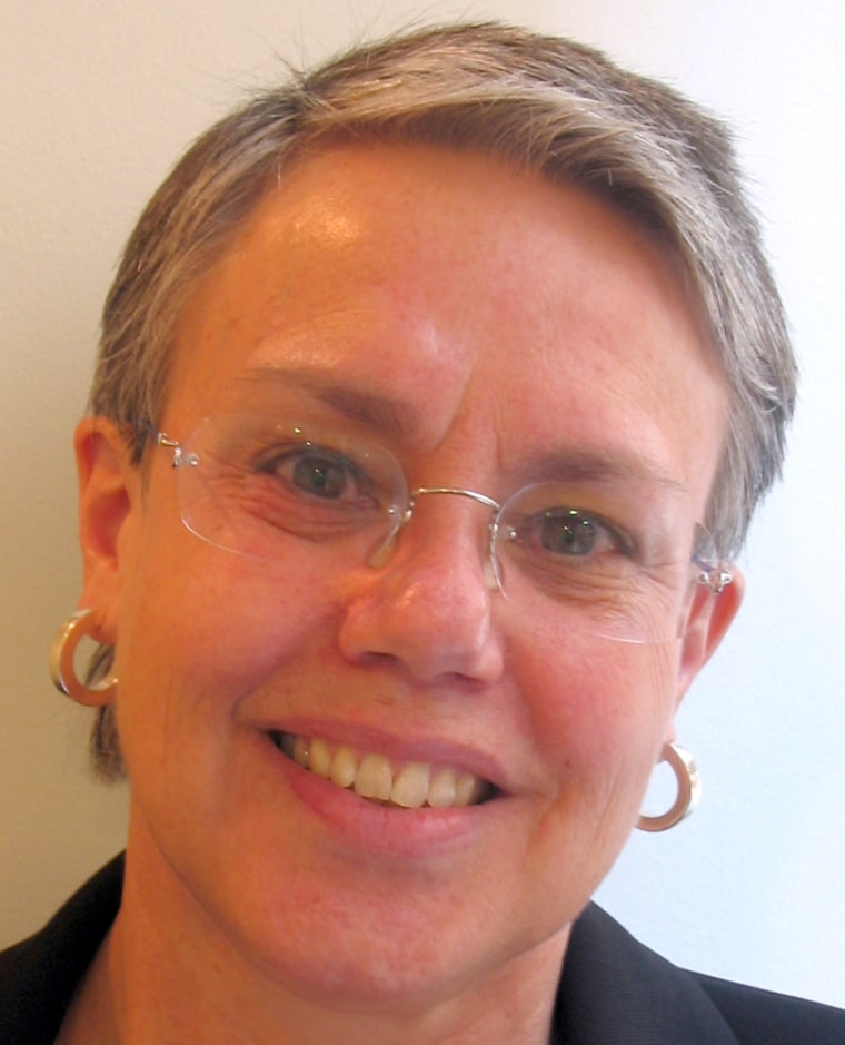 Quaker Jeanne Herrick-Stare lobbies Congress on civil liberties issues