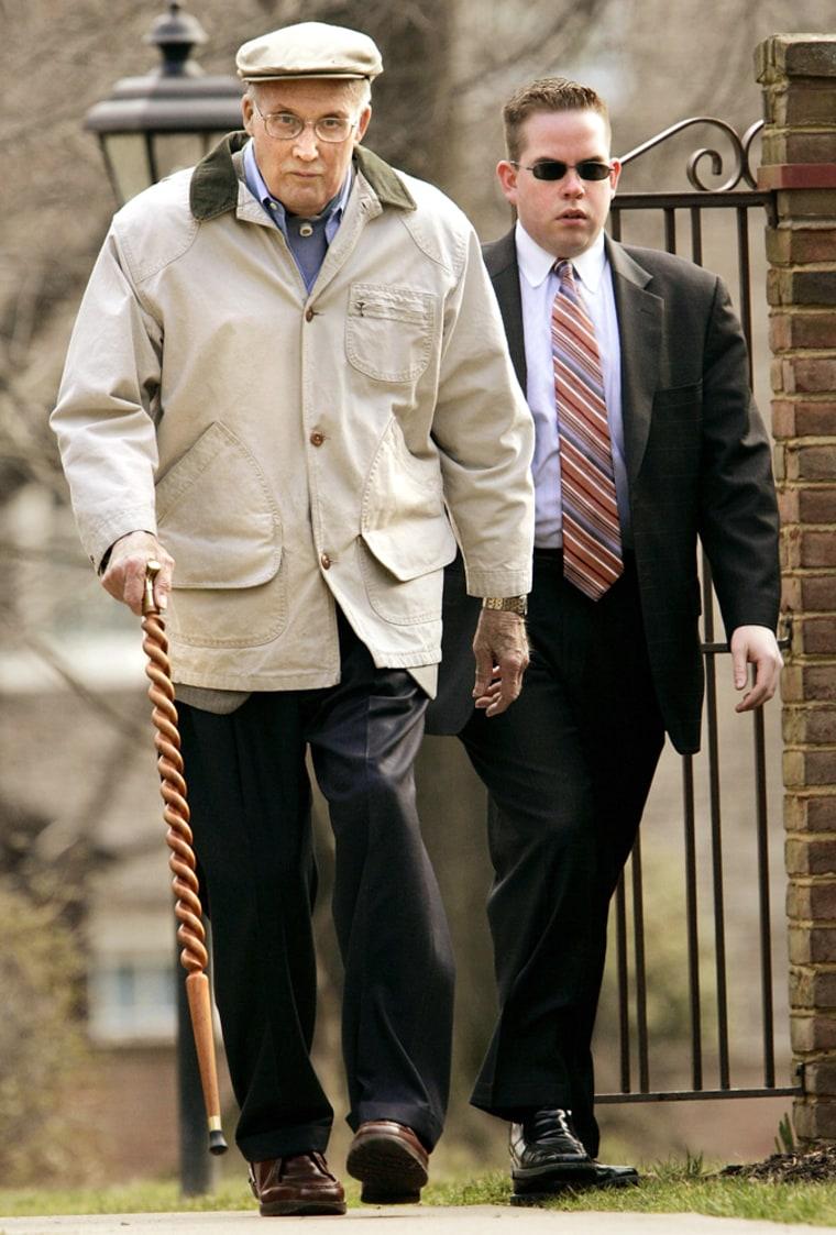 Supreme Court Chief Justice Rehnquist Returns To Work