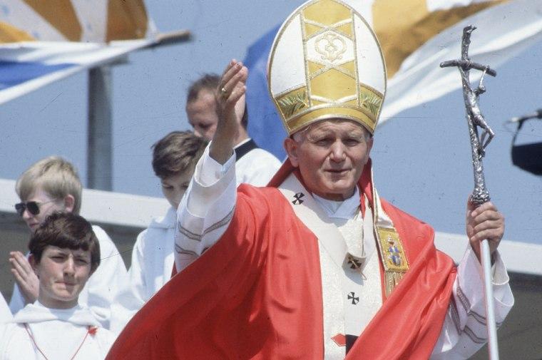 Pope John Paul II Dies At Age 84