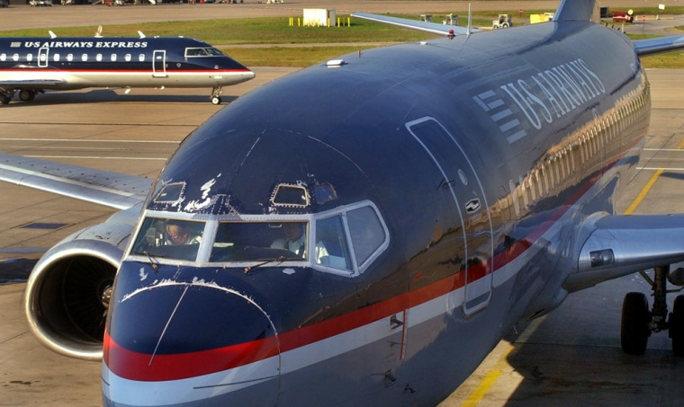 US Airways and America West will join forces.