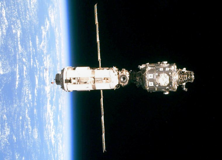 NASA's current strategy calls for eventually reducing U.S. activities aboard the international space station.