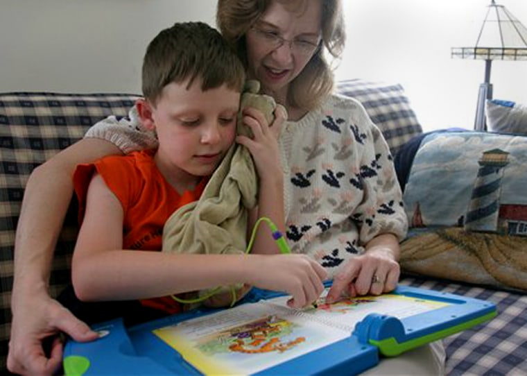 The Rev. Lisa Sykes, pastor of Richmond's Christ United Methodist Church, believes that her son Wesley, 9, developed autism from a mercury-based preservative she received in a shot during pregnancy and he received in childhood vaccines.