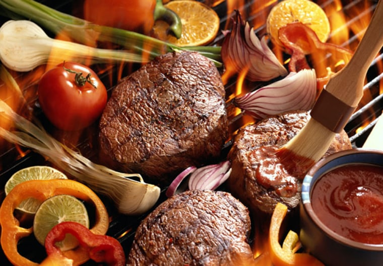 The cancer risk from grilling is real, but it changes dramatically with what you grill and how you do it.