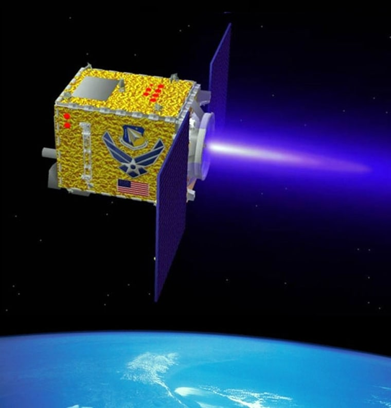 Launched in April, the Air Force XSS-11 microsatellite is testing technologies useful for space servicing and inspection —capabilities helpful for both military and civilian objectives.
