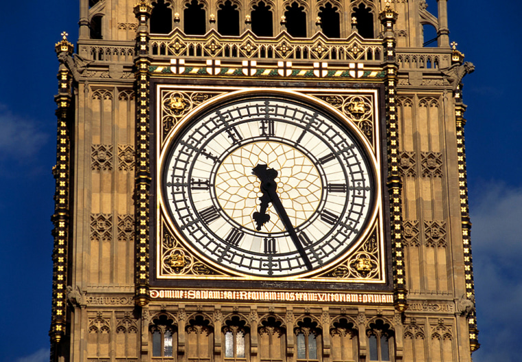 The Great Clock -aka: Big Ben - is one of London's most enduring and endearing landmarks.