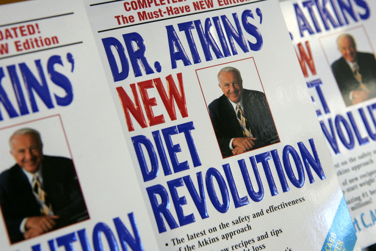 Atkins Nutritionals Files For Chapter 11 Bankruptcy