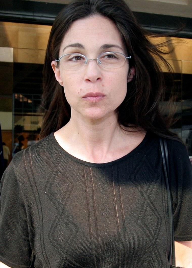 American Nancy Ann Kissel is accused of murdering her husband, a wealthy American banker, in Hong Kong.