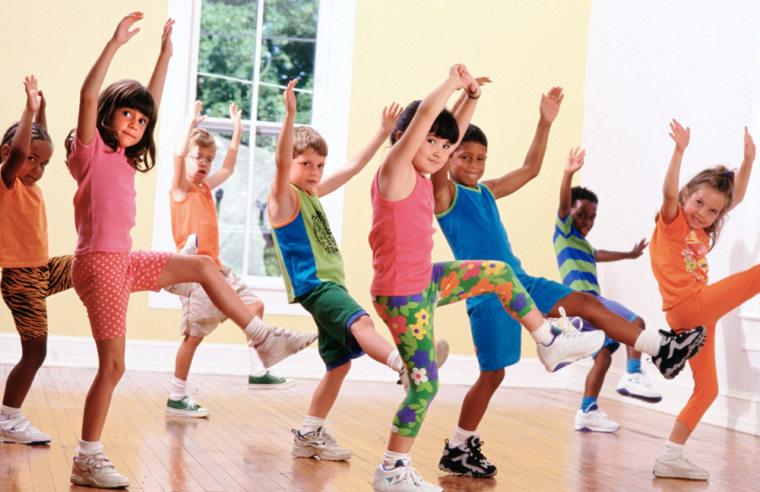 Aerobic kids