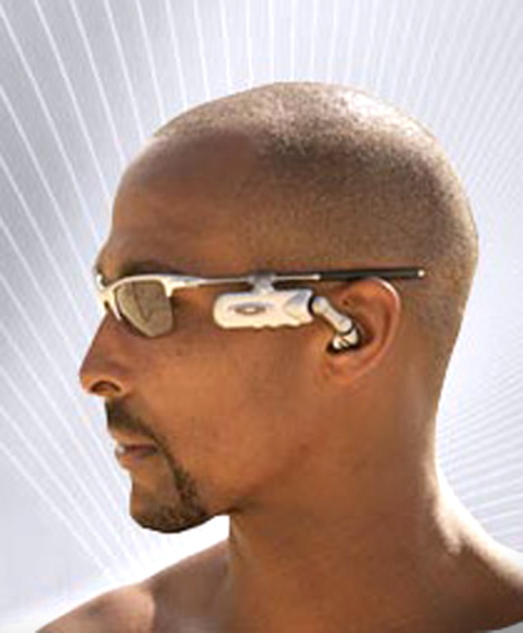 Beauty is in the eye of the beholder. One man wearing these Razrwire sunglasses was recently stopped by an airport guard.