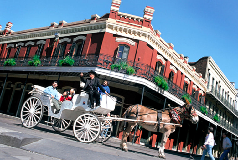 NEW ORLEANS THE TOP FAMILY VACATION DESTINATION IN AMERICA