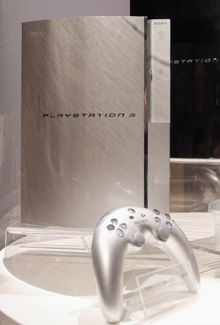 Sony Computer Entertainment Introduce PlayStation 3