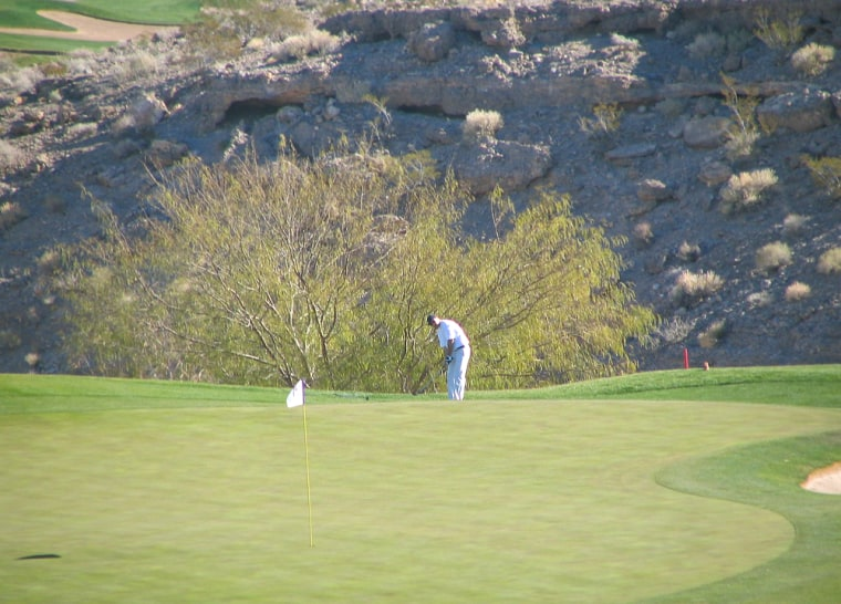 TPC Canyons course
