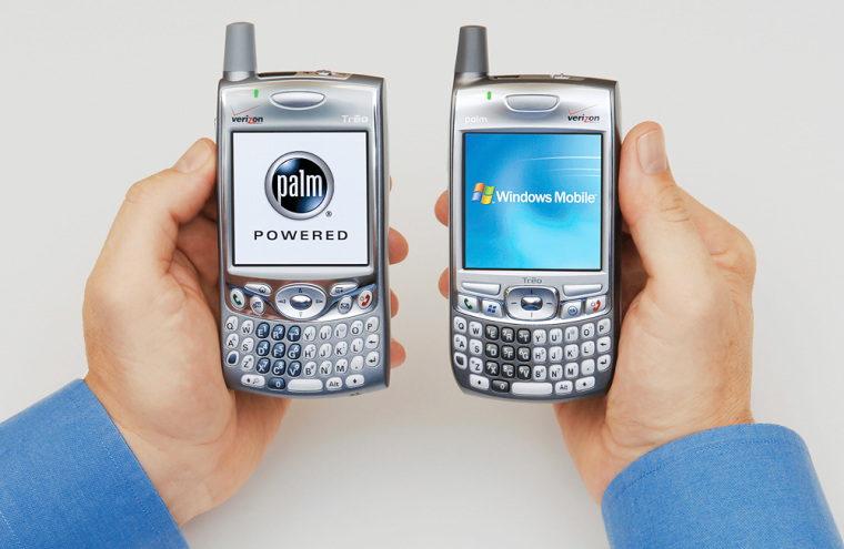 PALM AND MICROSOFT JOIN TO BRING THE PALM EXPERIENCE TO WINDOWS MOBILE