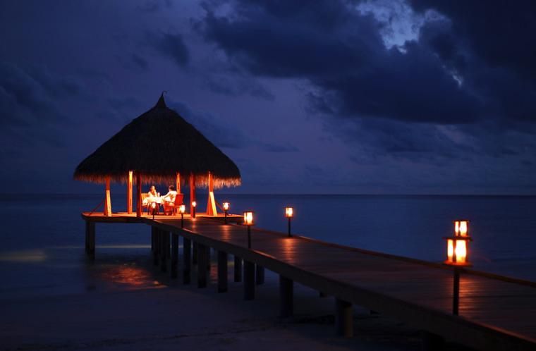 Rania, Maldives