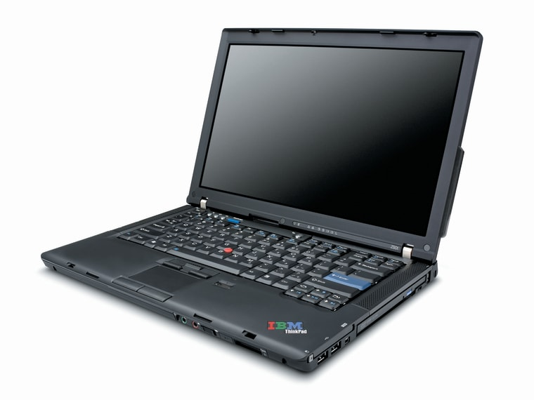 The Z60t is the first laptop with a built-in EV-DO modem to hit the market.