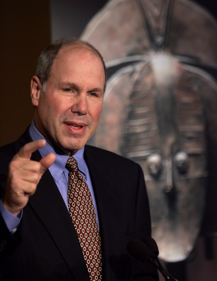 Michael Eisner's 21-year run as chief executive ofDisney has come to an end.