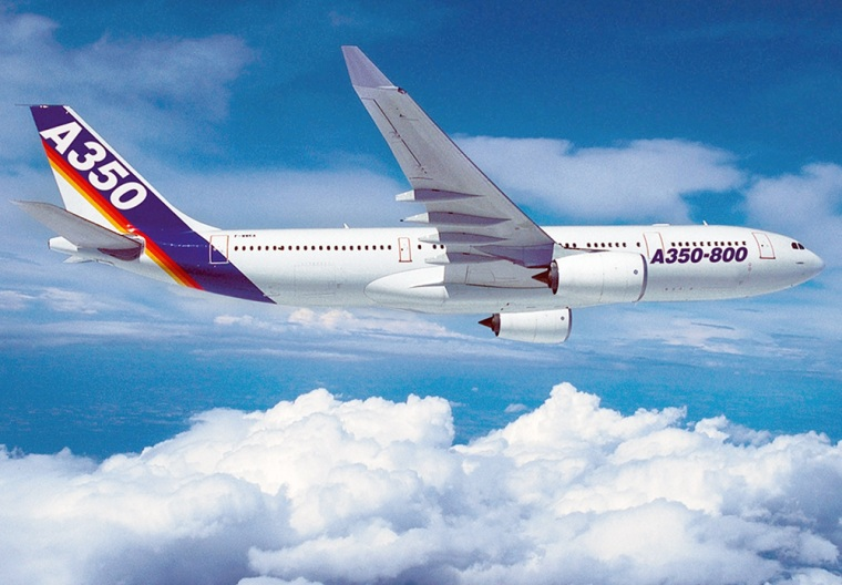 The parent of Europe's Airbus approved plans Thursday to build the new Airbus A350 plane — a rival to Boeing's fuel-efficient787 Dreamliner.