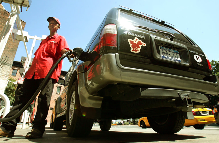 Gas Prices Soar In U.S.