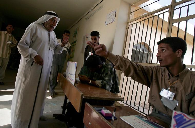 Iraq Constitutional Referendum