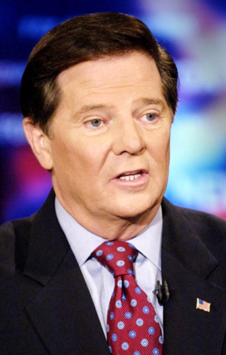 Former House Majority Leader Tom DeLay appears on FOX News Sunday program