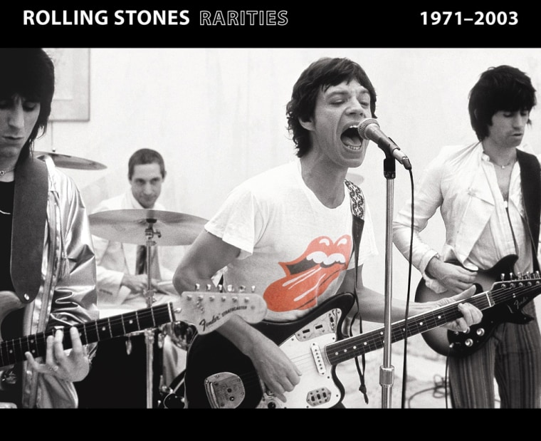 STARBUCKS HEAR MUSIC AND VIRGIN RECORDS TO RELEASE ROLLING STONES RARITIES CD; CD COMPILES REMIXES, EXOTIC B-SIDES AND HARD-TO-FIND LIVE RECORDINGS FROM THE ROLLING STONES' ARCHIVES