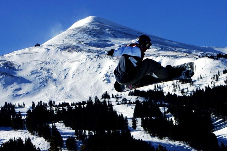 US Snowboard GP
