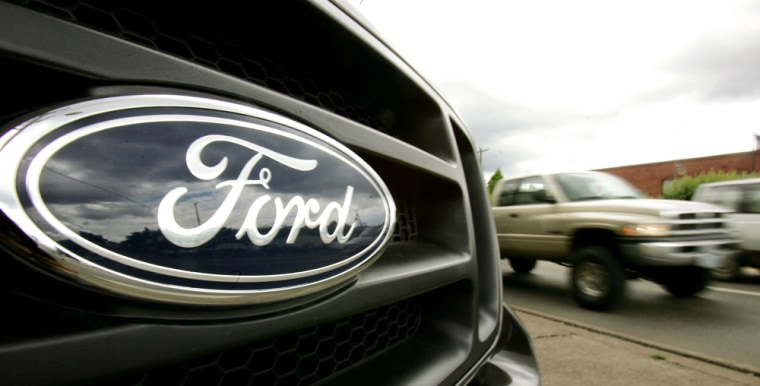 """Ford's program, called the """"Keep It Simple"""" plan, will be available through Jan. 3."""