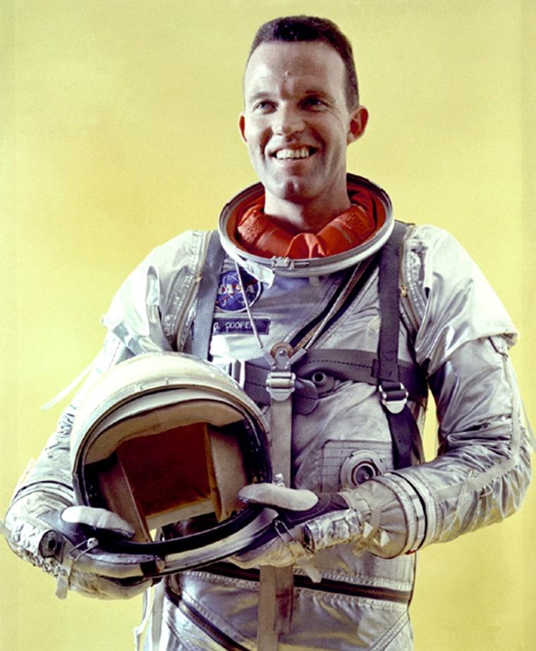 Mercury Astronaut Gordon Cooper Dies at 77